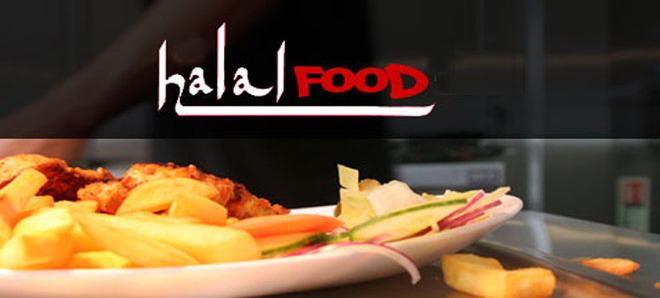 We Also Sale Halal Food
